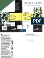 Dos Delitos e Das Penas - Cesare Beccaria.pdf
