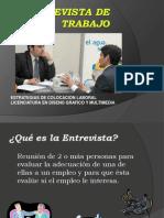 La Entrevista de Trabajo.ppt