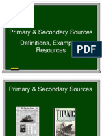 primarysecondarysources-121031124911-phpapp02