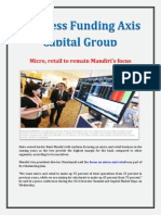 Business Funding Axis Capital Group