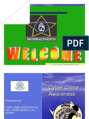 Types of Cyber Crime | Cybercrime | Security Hacker