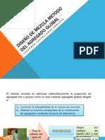 DISEÑO DE MEZCLA METODO DEL AGREGADO GLOBAL - copia.pptx