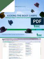 Blackhats - Servicing 12 Kicking Boot Camps Panel