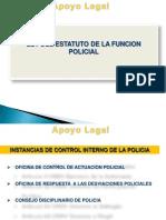 LEY DEL ESTATUTO DE LA FUNCION POLICIAL.pptx