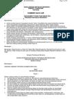 UU Nomor 7 Tahun 2004 Tentang Sumber Daya Air