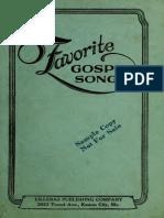favorite gospel song.pdf