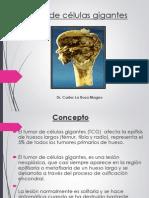 Tumor de células gigantes - power point.pptx