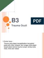 B3slide Trauma Oclui 2