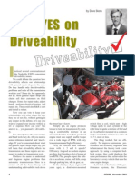 Vote Yes on Driveability