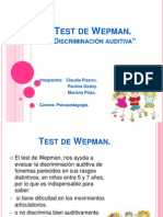 TEST DE WEPMAN.ppt