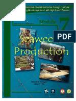 Seaweeds Production