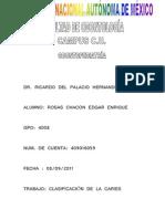 CLASIFICACION DE LA CARIES.docx