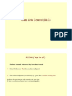 Datalink Control
