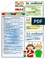 Conditionals Revision