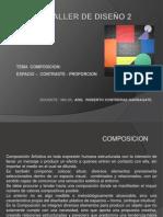 8 ESPACIO –  CONTRASTE - PROPORCION.pptx