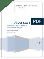 Labour Law Final Project