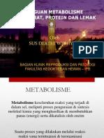 Gangg Metabolisme