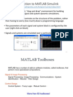 Introduction to Matlab Simulink