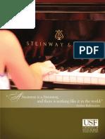 Steinway Brochure