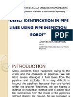 pipeinspectionrobot ppt