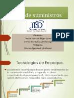 Tecnologías de Empaque.pptx