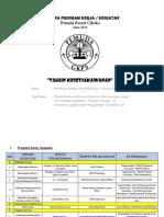 Rencana Program Kerja 2014