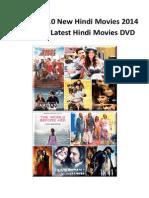 New Hindi Movies List 2014.pdf