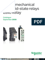 Schneider Electric - Relay's Catalog Sept 09