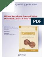 Kretschmer Kundra DeB Beaver Kretschmer10.1007 s11192 012 0661 51