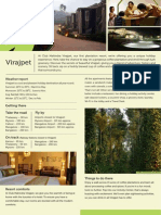 Club Mahindra Virajpet Resort FactSheet