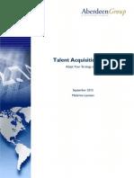 Talentacquisition2013 Tr Aberdeen
