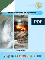 Myanmar Hazard Profile(2009 July)