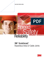 3M- Scotchcast- LV Hazard Area-Brochure