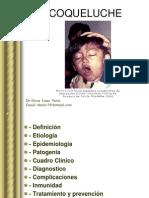 11 COQUELUCHE - Dr. OSCAR LUNA.ppt