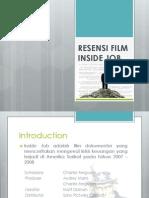 Resensi Film Inside Job
