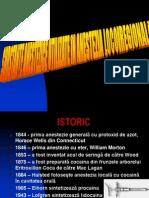 Substante Anestezice Utilizate in Anestezia Loco-regionala