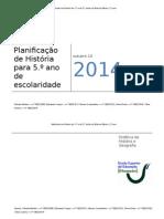 Planificação  aula historia e geografia 5 ano.doc