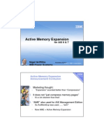 8 Active Memory Expansion