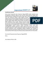 Sambutan Prosiding 17_Ketua FSTPT.docx