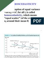 heterocedasticidad