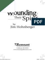 Wounding Their Spirit