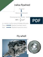 Analisa Flywhel
