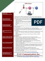 GSM Analyzer Brochure