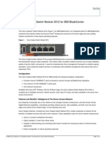 Cisco Catalyst Switch Module 3012 for IBM BladeCenter