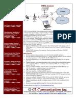 UMTS Analyzer Brochure