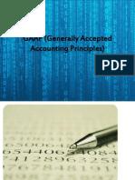GAAP- accounting