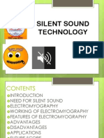 Silent Sound Technology(1)