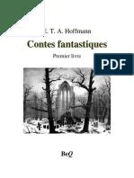 Contes fantastiques E.T.A. Hoffmann