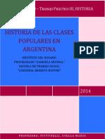 Clases sociales en Argentina NILCE BOSCO - TRABAJO SOCIAL.docx