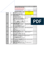 Graphtec Inquiry Checksheet